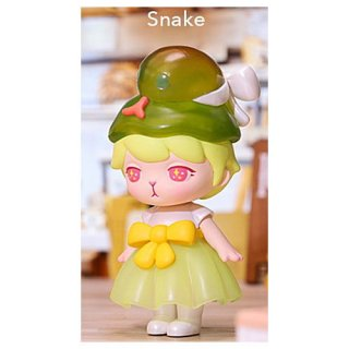 POPMART BUNNY 十二支シリーズ [6.Snake]【 ネコポス不可 】