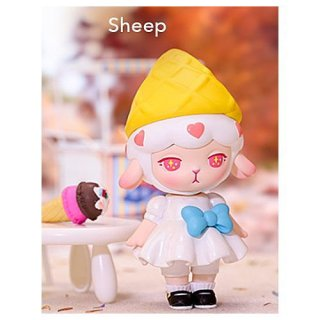 POPMART BUNNY 十二支シリーズ [8.Sheep]【 ネコポス不可 】