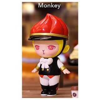 POPMART BUNNY 十二支シリーズ [9.Monkey]【 ネコポス不可 】