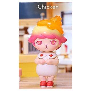 POPMART BUNNY 十二支シリーズ [10.Chicken]【 ネコポス不可 】
