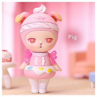 POPMART BUNNY 十二支シリーズ [12.Pig]【 ネコポス不可 】
