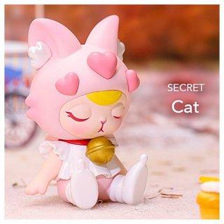 POPMART BUNNY 十二支シリーズ [シークレット:Cat]【 ネコポス不可 】
