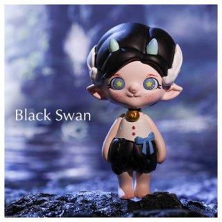 POPMART FAIRY ZOE 妖精シリーズ [2.Black Swan]【 ネコポス不可 】