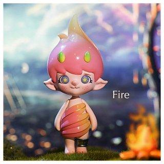 POPMART FAIRY ZOE 妖精シリーズ [3.Fire]【 ネコポス不可 】
