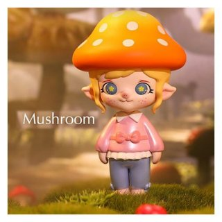 POPMART FAIRY ZOE 妖精シリーズ [4.Mushroom]【 ネコポス不可 】