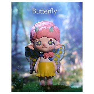 POPMART FAIRY ZOE 妖精シリーズ [6.Butterfly]【 ネコポス不可 】