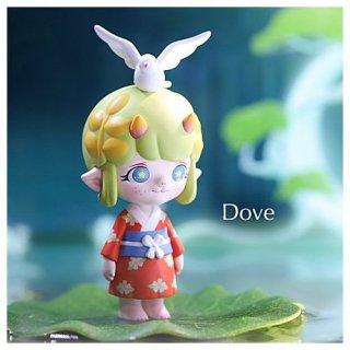 POPMART FAIRY ZOE 妖精シリーズ [10.Dove]【 ネコポス不可 】