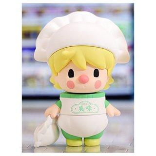 POPMART Sweet Bean スーパーマーケットシリーズ [6.Frozen Dumplings]【 ネコポス不可 】