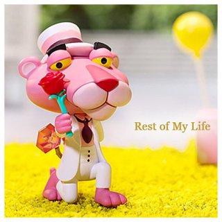 POPMART ピンクパンサー ラブシリーズ [1.Rest of My Life]【 ネコポス不可 】