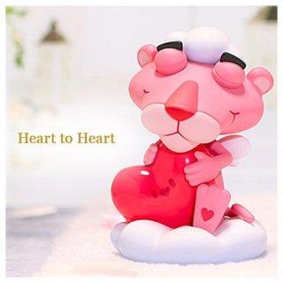 POPMART ピンクパンサー ラブシリーズ [2.Heart to Heart]【 ネコポス不可 】
