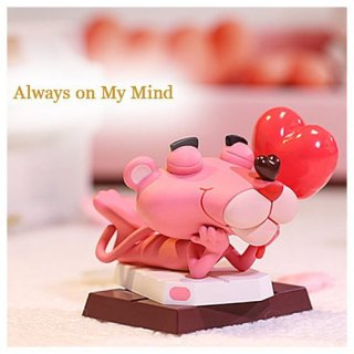 POPMART ピンクパンサー ラブシリーズ [8.Always on My Mind]【 ネコポス不可 】