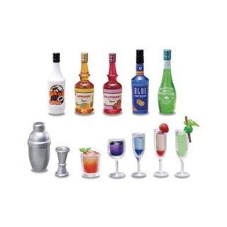 ぷちサンプルシリーズ Bar Tiny バー タイニー [3.リキュールの映えるオリジナルカクテル]【ネコポス配送対応】 (RM)