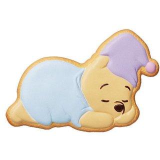 Disney COOKIE MAGCOT (ディズニー クッキー マグコット) [4.プーさん おやすみ]【ネコポス配送対応】【C】