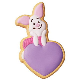 Disney COOKIE MAGCOT (ディズニー クッキー マグコット) [5.ピグレット]【ネコポス配送対応】【C】
