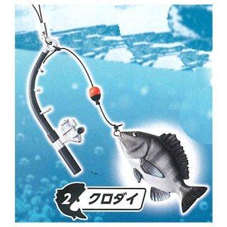 釣りHit! マスコット [2.クロダイ]【ネコポス配送対応】【C】