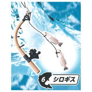 釣りHit! マスコット [6.シロギス]【ネコポス配送対応】【C】