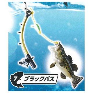 釣りHit! マスコット [7.ブラックバス]【ネコポス配送対応】【C】