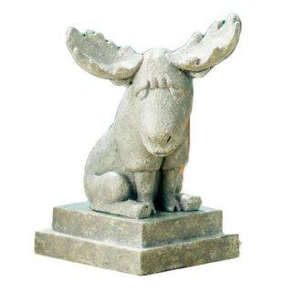 TAMA-NIMAL 狛いどうぶつ達 [2.狛ヘラジカ]【ネコポス配送対応】【C】