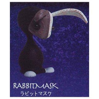 Lotti ロッティ マスクコレクション [3.ラビットマスク(ブラック)]【 ネコポス不可 】【C】