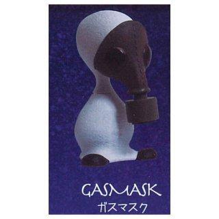 Lotti ロッティ マスクコレクション [5.ガスマスク(ホワイト)]【 ネコポス不可 】【C】