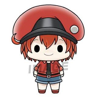 ちょこりんマスコット はたらく細胞 [1.赤血球]【 ネコポス不可 】【C】