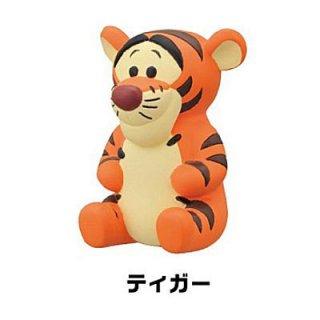 くまのプーさん ソフビパペットマスコット(再販) [5.ティガー]【 ネコポス不可 】【C】