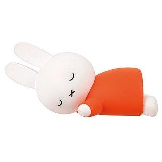 ミッフィー miffy すやすやフレンドFig. [3.ミッフィー(だいだい)]【ネコポス配送対応】【C】