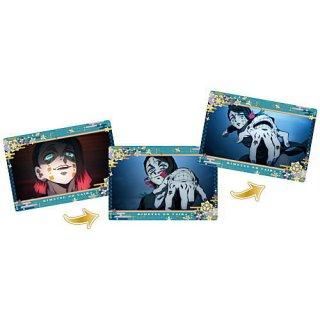 劇場版「鬼滅の刃」無限列車編 名場面回顧カードチョコスナック3 [6.魘夢]【ネコポス配送対応】【C】