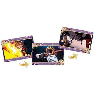 劇場版「鬼滅の刃」無限列車編 名場面回顧カードチョコスナック3 [12.煉獄杏寿郎 IV]【ネコポス配送対応】【C】