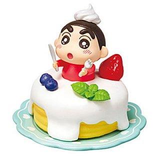 クレヨンしんちゃん オラとまんぷくスイーツ [5.ぜいたくなお味のパンケーキ]【 ネコポス不可 】(RM)
