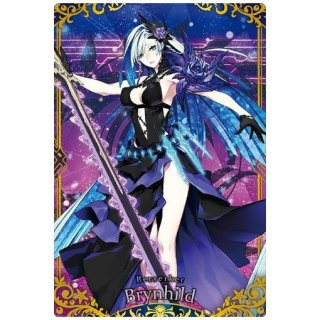 Fate/Grand Order ウエハース10 [19.R:バーサーカー/ブリュンヒルデ]【ネコポス配送対応】【C】