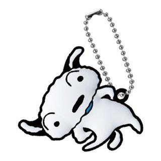 クレヨンしんちゃん ラバーマグネットコレクション [5.シロ]【ネコポス配送対応】【C】