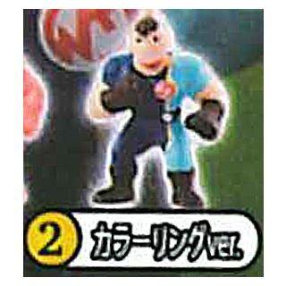 キン肉マン キンケシ19 [2.レア:キン肉万太郎(カラーリングver.)]【ネコポス配送対応】【C】