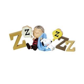 SNOOPY COLLECTION of WORDS 2 my fav! (スヌーピー コレクション オブ ワーズ 第2弾) [6.Zzzzz...]【ネコポス配送対応】 【C】(RM)