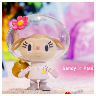 POPMART LABUBU ザ・モンスターズ×スポンジ・ボブ シリーズ [10.Sandy×Pato]【 ネコポス不可 】
