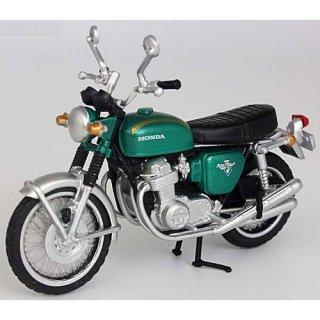 ホビーガチャ Honda Dream CB750 FOUR コレクションII [3.1970年型 (K1) バレーグリーンメタリック]【ネコポス配送対応】【C】
