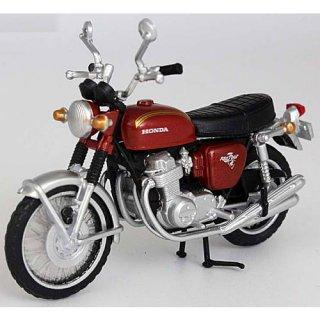 ホビーガチャ Honda Dream CB750 FOUR コレクションII [4.1970年型 (K1) キャンディーガーネットブラウン]【ネコポス配送対応】【C】