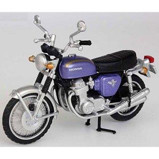 ホビーガチャ Honda Dream CB750 FOUR コレクションII [5.1972年型 (K2) アストロパープルメタリック]【ネコポス配送対応】【C】