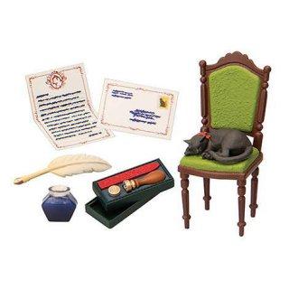 ぷちサンプルシリーズ Antique Shop 黒猫堂 [8.お客様のいない時間は…]【 ネコポス不可 】