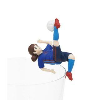 コップのフチ子 スポーツ [5.サッカーのフチ子]【ネコポス配送対応】【C】