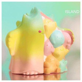 POPMART YUKI エボリューション シリーズ [10.ISLAND]【 ネコポス不可 】