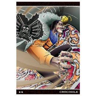 ワンピース ウエハース 第10弾 GRAND LOG [24.R:No.10-24 クロコダイル]【ネコポス配送対応】【C】
