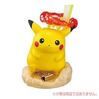 ポケットモンスター ポケモン Pokemon DesQ デスクトップフィギュア ガラル地方へGO! [1.ピカチュウ(キョダイマックスのすがた) マルチトレイ]【 ネコポス不可 】(RM)