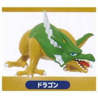 ドラゴンクエスト フィギュアコレクション あつめて!モンスターギャラリー 35周年記念バージョン [5.ドラゴン]【 ネコポス不可 】【C】