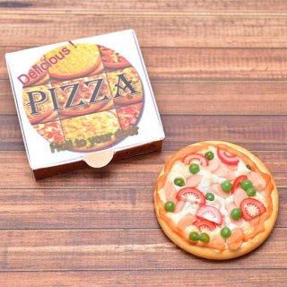 ミニチュアフード 箱付きピザシリーズ(3) [PZ3] [m-s] 1/12スケール【ネコポス配送対応】【C】