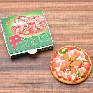 ミニチュアフード 箱付きピザシリーズ(7) [PZ7] [m-s] 1/12スケール【ネコポス配送対応】【C】