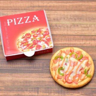 ミニチュアフード 箱付きピザシリーズ(8) [PZ8] [m-s] 1/12スケール【ネコポス配送対応】【C】