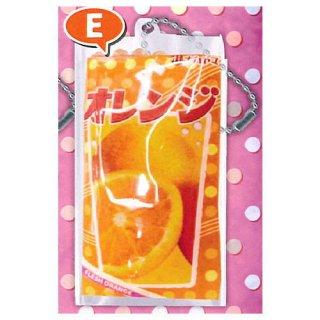 懐かしの粉ジュース W.BマスコットBC [5.オレンジ]【ネコポス配送対応】【C】