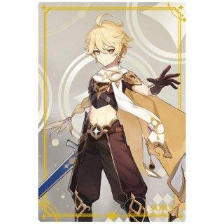 原神[Genshin] ウエハース [17.空 (R)]【ネコポス配送対応】【C】