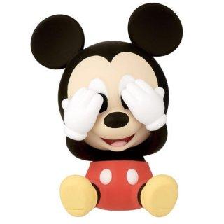 ディズニーキャラクター Hide & Seek かくれんぼフィギュア [1.ミッキーマウス?]【 ネコポス不可 】【C】